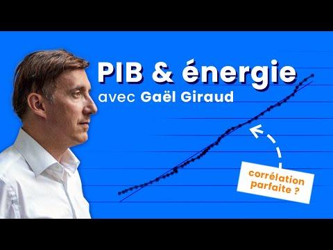 Quel lien direct entre le PIB et l'énergie ? par Gaël Giraud