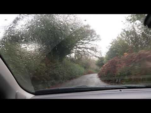 American driving in Dartmoor