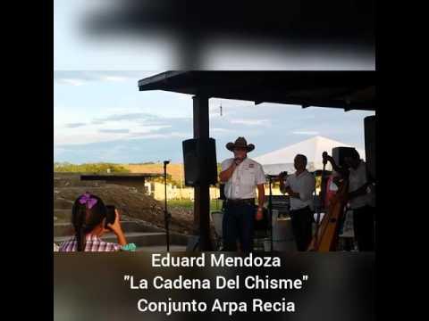cadena del chisme Eduard Mendoza ARPA RECIA