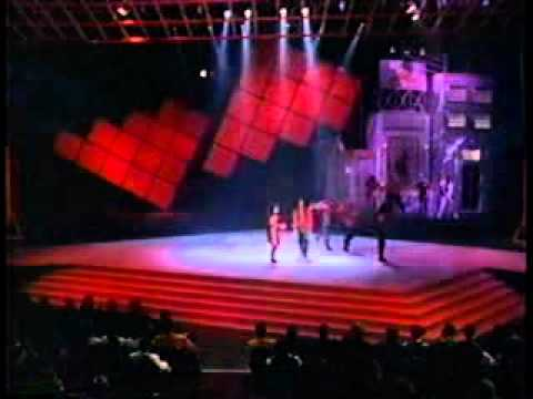 Bobby  Brown Live two songs.avi