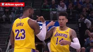 LeBron James: 39 PTS, 12 REB, 16 AST|full game HIGHLIGHTS |lakers vs Dallas |2019-20 NBA  SEASON