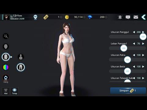 GAME RPG ANDROID Ter UYEAH!!  DARKNESS RISES ONLINE Part 1 Kualitas HD