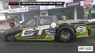 RE-LIVE งาน IDEMITSU Diesel War 2019 รุ่น KING OF PRO MAX MODIFY BY HIKOOL R-SERIES   RUN 1