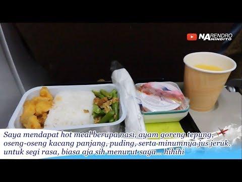 FLIGHT REPORT Makassar—Yogyakarta by Garuda Indonesia | Boeing 737-800