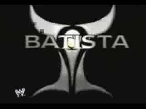 batista 1st titantron youtube