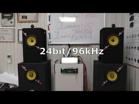 Тест JL Audio C1-650. Тест JL Audio C1-650x. Обзор компонентов+много музыки 24bit/96kHz
