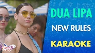 Dua Lipa New Rules Karaoke CantoYo.mp3