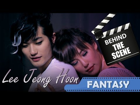 lee-jeong-hoon---behind-the-scenes-video-klip---fantasy---nstv---tv-musik-indonesia