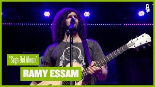 Ramy Essam - Segn Bel Alwan (Live on eTown)