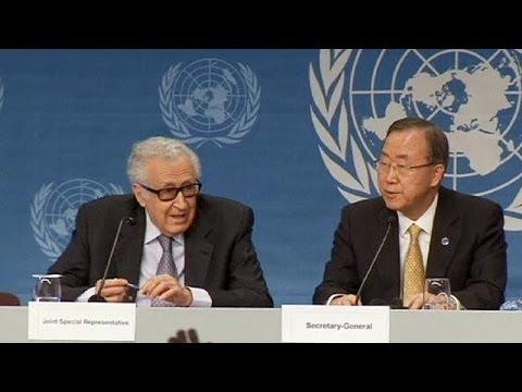 Direct Syrian peace talks in doubt amid acrimony over al-Assad's future