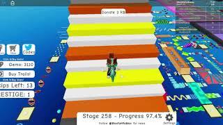 Roblox Mega Fun Obby 2 Hholykukingames Plays 255 To 265 Plus Code