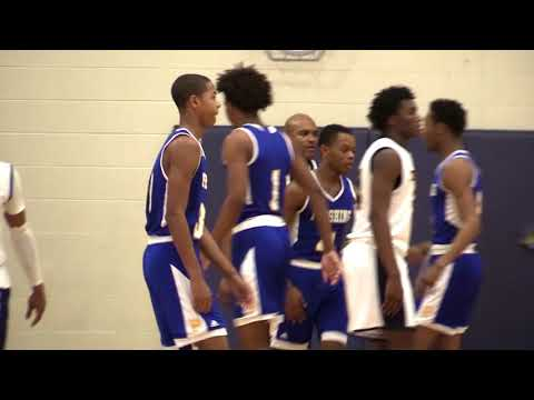 Detroit Pershing at East English Village - 2018 Boys Basketball Highlights on STATE CHAMPS!