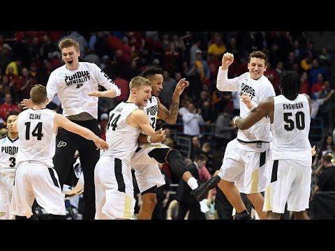 Iowa State vs. Purdue: Final Moments
