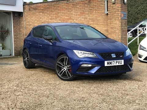 Bartletts SEAT offer this (2016) 2.0 TSI Cupra 300 in Hastings