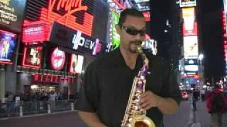 Brian King Smooth Saxanator