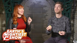 Jeff Ward Plays a Blade Game & More – Earth's Mightiest Show
