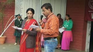 Bhasha Sangam  8 DEC 2018 First Step School Chhindwara