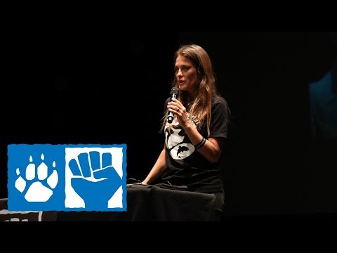 "Vegan Activism: ""The Save Movement"" And How to Bear Witness – Amy Jean Davis [IARC2017]"