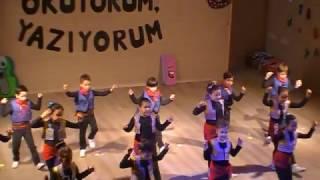 Bornova Koleji Okuma Bayramı 1-C Halk Oyunları 14.04.2017