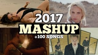 Pop Songs World 2017 - Mashup [+100 Songs] (Happy Cat Disco)