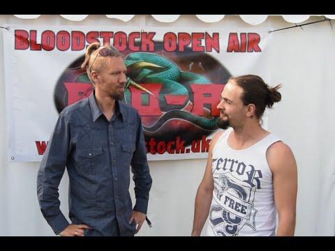 """KORPIKLAANI's Tuomas Rounakari on Bloodstock Open Air, """"Noita"""", Fans & Debut Indian Gig (2015)"""