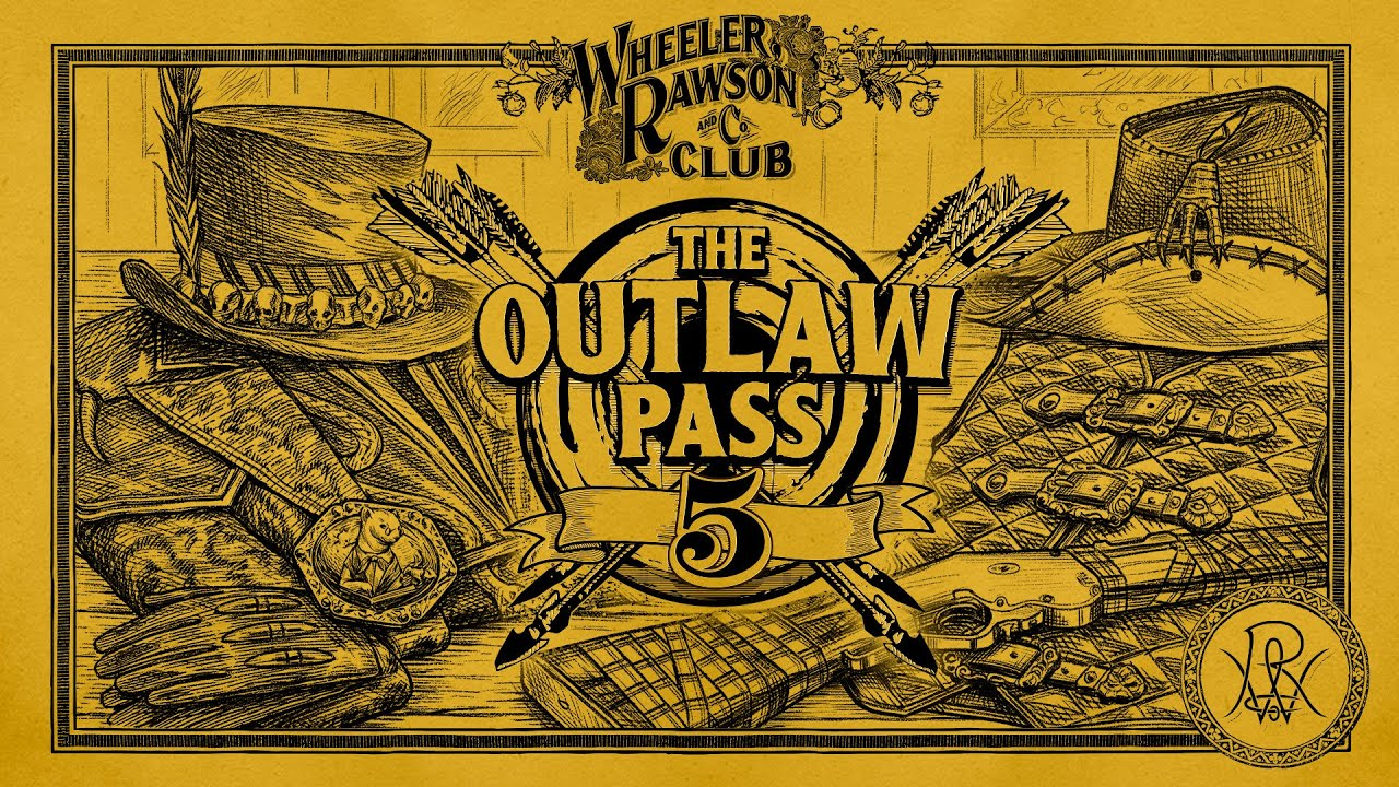 Red Dead Online: The Outlaw Pass No. 5