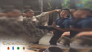 WATCH: 'Encantadia' stars, may tatlong poses for #MannequinChallenge in one take!
