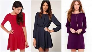 Модные летние платья 2018, модные фасоны платьев 2018, летнее платье 2018 года модные