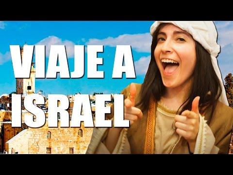 MI VIAJE A ISRAEL!!