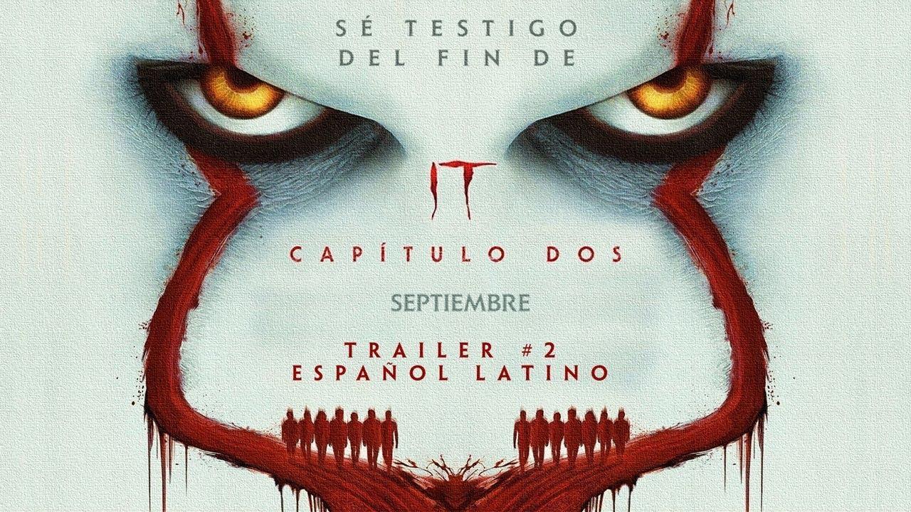IT (ESO) CAPÍTULO 2 - Trailer Oficial #2 en Español Latino (HD)