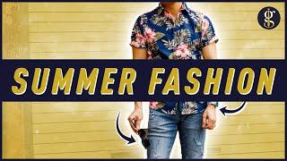 11 SUMMER ESSENTIALS For Men [Hot Weather Fashion + Style 2019]