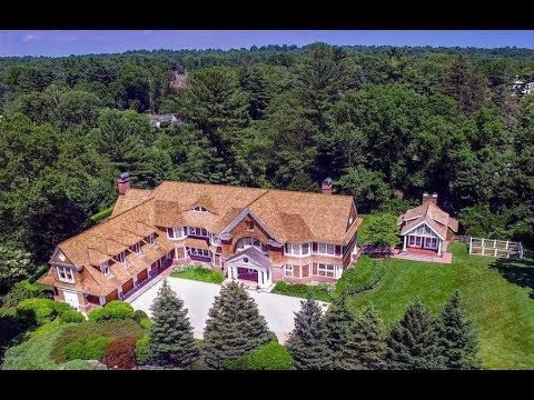 Shingle style 9 million 10 000 sq ft 8 bed 8 bath home in for 10000 sq ft house