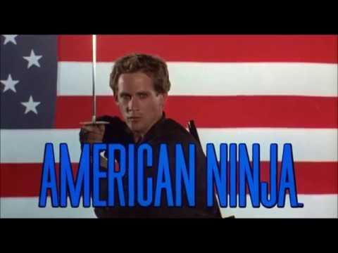 Random Movie Pick - American Ninja 1985 trailer YouTube Trailer