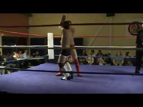 """Lightning"" Lewis Howley vs Mark Hendry"