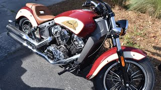 2020 Indian Scout! Better Than The Sportster?