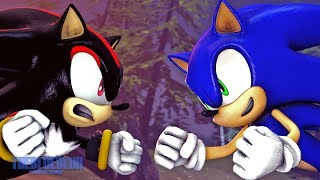 [SFM] Sonic VS Shadow Epic Sonic Fight Animation (SFM Animation) 10K Subscriber Special! ...