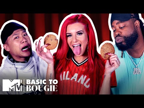'Tim, it's Cookies!' ft. Justina Valentine | Basic to Bougie Season 2 Premiere