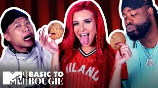 'Tim, it's Cookies!' ft. Justina Valentine | Basic to Bougie Season 2 Premiere