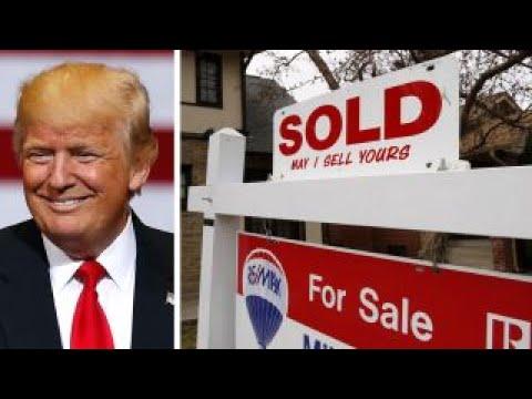 POTUS the predictor: Trump foretold housing upswing in 2012