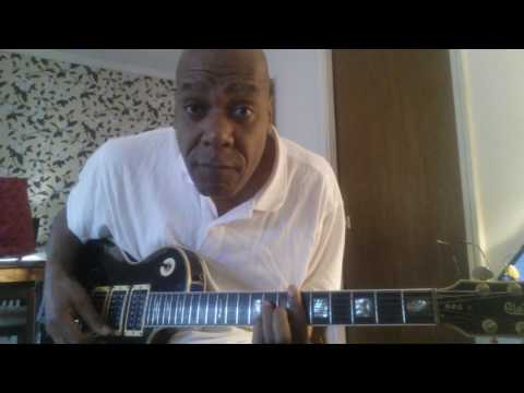 KeithOnGuitar Plays Natalie Cole This Will Be