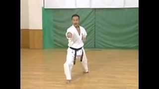 Каратэ Киокушинкай: Ката - Пинан Соно Сан | Kyokushin Karate: Kata - Pinan Sono San(, 2014-06-09T12:06:39.000Z)