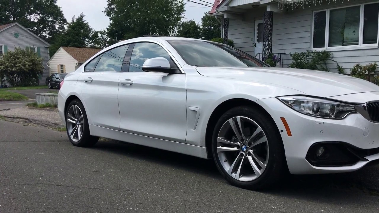 2017 bmw 428i xdrive gran coupe 4 series youtube. Black Bedroom Furniture Sets. Home Design Ideas