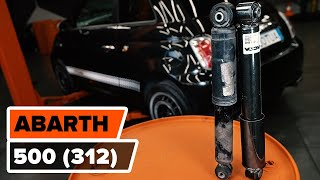 Wartung ABARTH PUNTO (199_) Video-Tutorial