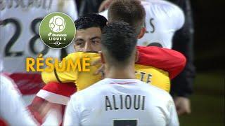 FC Lorient - Nîmes Olympique (1-2)  - Résumé - (FCL - NIMES) / 2017-18