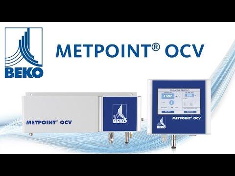 METPOINT OCV Oil Vapor Monitoring