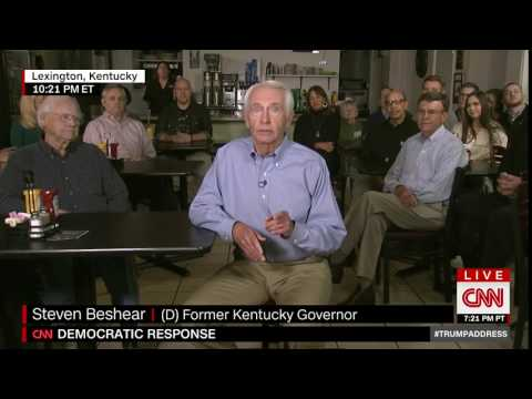 "Democrat Steve Beshear Calls Himself ""A Proud Republican"""
