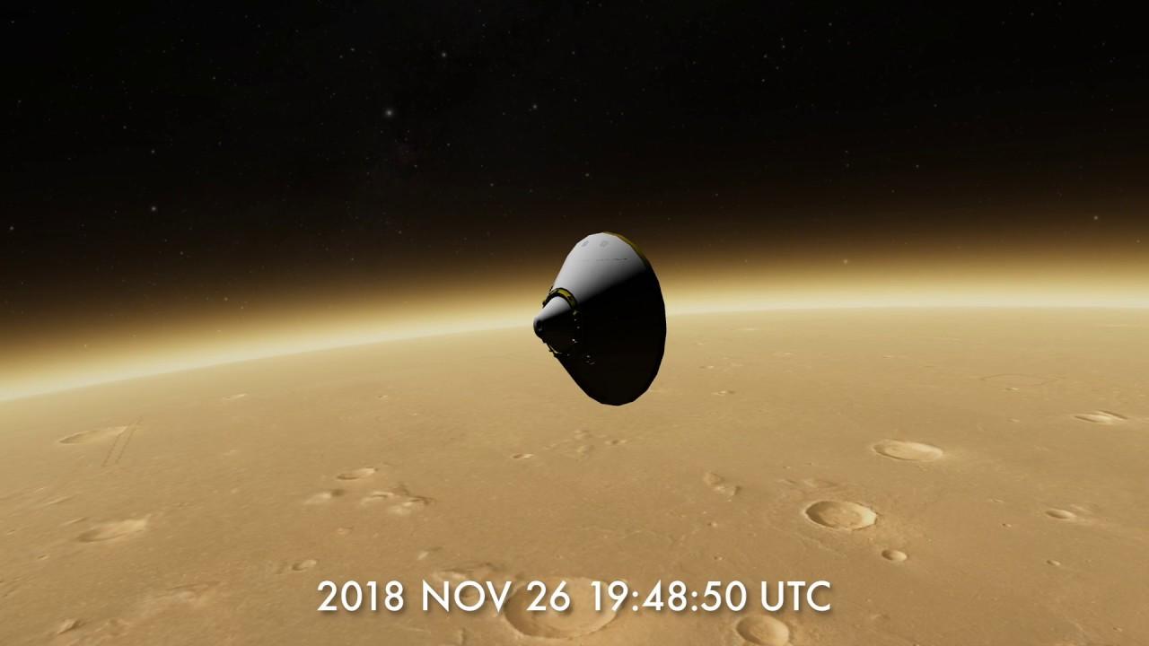 try landing insight on mars - photo #20