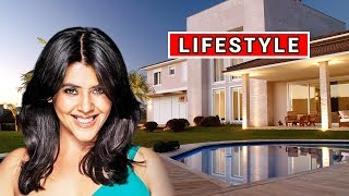 Ekta Kapoor Biography, Age, House Income, Cars, Luxurious Lifestyle & Net Worth
