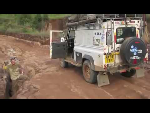 Africa Overland - Crossing The Congo River #AfricaOverland