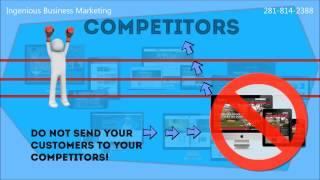 Ingenious Business Marketing Houston, Texas - Responsive Web Design Services